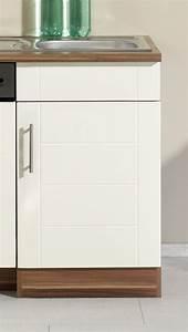 Küchenzeile 220 Cm Mit Elektrogeräten : k chenzeile nevada k chenblock mit e ger ten 220 cm creme ~ Bigdaddyawards.com Haus und Dekorationen