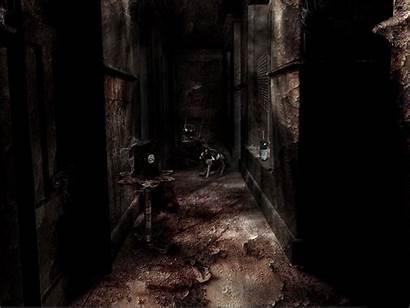 Horror Dark Backgrounds Scary Wallpapers Desktop Cool