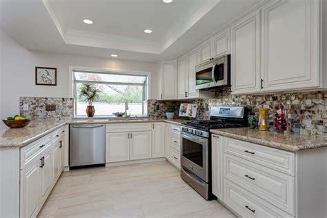 antique white kitchen cabinet kitchen cabinets south el