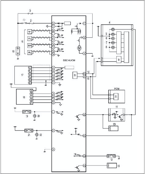 mazda 6 service manual system wiring diagram troubleshooting