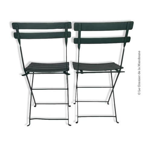 chaises pliantes bois chaises de jardin en fer conceptions de maison blanzza com