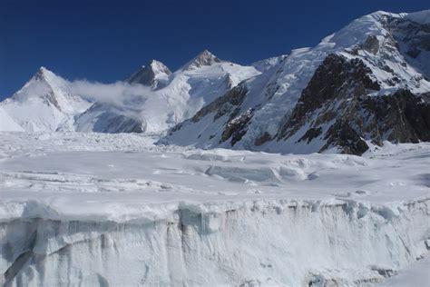 Gasherbrum Ii (8.035 M). Cuando Un Ochomil No Quiere Ser