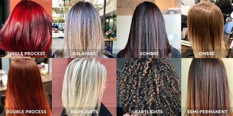 semi hair color semi permanent hair color and permanent hair color what