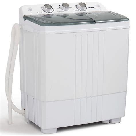 tub machine portable mini washing machine compact tub 11lb washer
