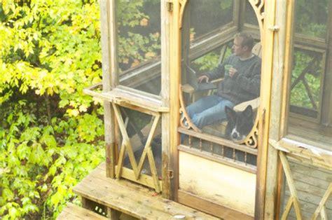 build  cheap screened porch saplingcom
