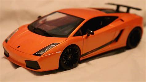 18 Scale Maisto Lamborghini Gallardo
