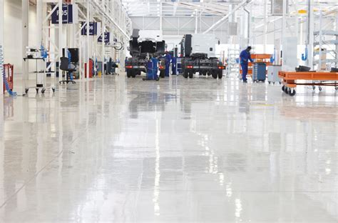 Flowcrete Undertakes South Africa?s Largest Flooring Project