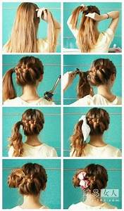 Pretty Cute Braided Updo Hairstyles For Medium Hair ...