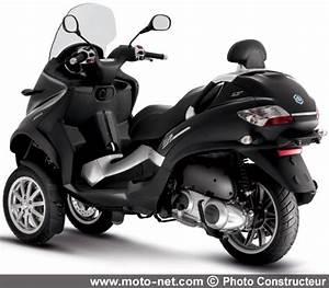Scooter 3 Roues 125 : tous les tests le maxi scooter pour tous ~ Medecine-chirurgie-esthetiques.com Avis de Voitures