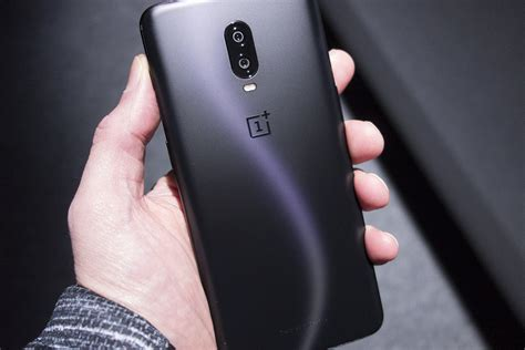 oneplus 6t on oneplus may finally a true