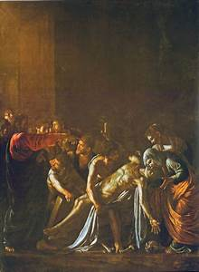 The Raising of Lazarus (Caravaggio) - Wikipedia