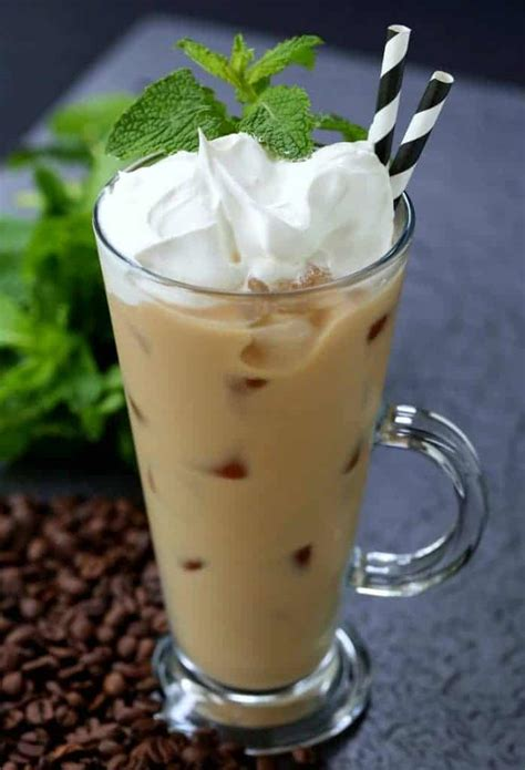 According to tia maria, its coffee liqueur is made from arabica coffee beans, sugarcane, jamaican rum, vanilla and hints of chocolate. Gourmesso Coffee Tequila Cocktail   Easy Tequila Drink Recipe