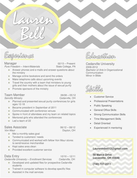 Buy Resume Templates by 24 Best Resume Templates Images On Design
