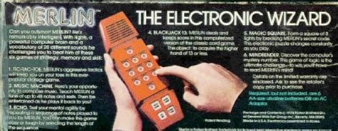 electronic wizard remembering merlin parker bros