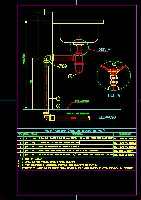 Kitchen Wash Basin DWG Section for AutoCAD ? Designs CAD
