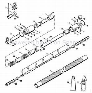 Stihl Pole Saws Parts