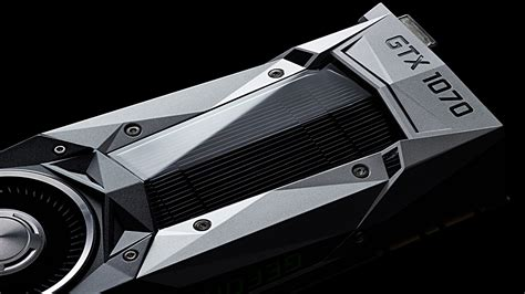 Full Specs For The Nvidia GeForce GTX 1070 Are Out
