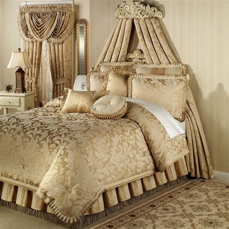 gold comforter set 17 best images about gold bedding on
