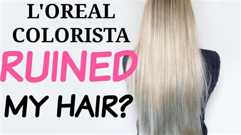 L'oreal Colorista Washout Review