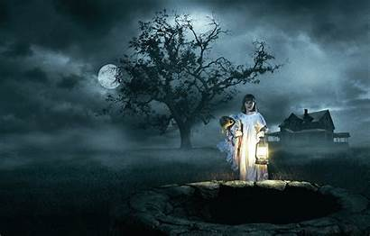 Annabelle Creation Wallpapers Doll Horror Anabella Comes