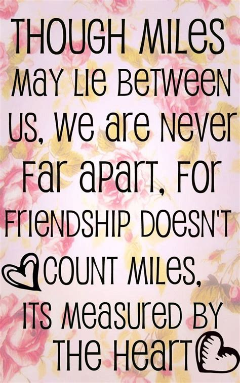 Friendship Quotes Friendship Has No Borders Quotes
