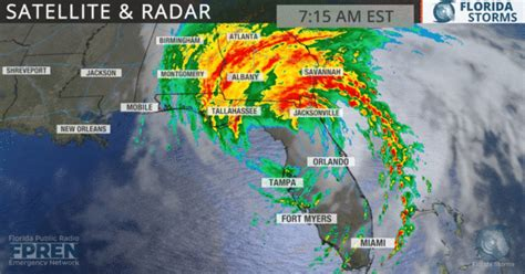 hurricane irma weakens  tropical storm  lashing