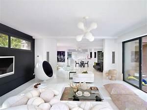 Decoration Interieur Maison Moderne : maison decoration interieur moderne villas ventana blog ~ Zukunftsfamilie.com Idées de Décoration