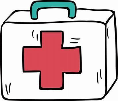 Aid Clipart Kit Medicine Medical Transparent Clip