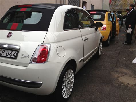 If you have an urgent need to receive the pieces please ask us for availability before purchase new original wheel cup for alloy wheels for always choose the original replacement. Fiat 500 Gucci from $23,200 - Photos (1 of 9)