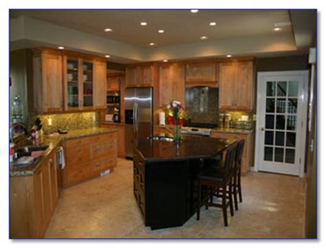 refurbished kitchen cabinets for different types different types of countertops 7711