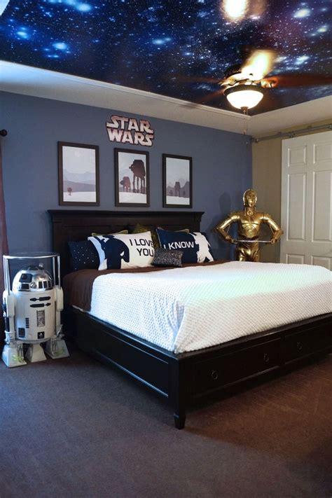 pin  star wars room