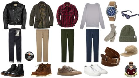 Men's Fall Fashion Wardrobe Guide · Styles Of Man