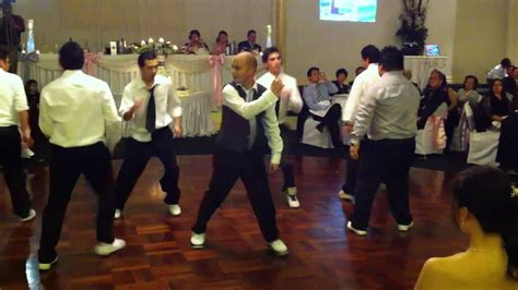 hip hop surprise wedding dance youtube