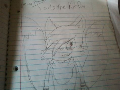 Tails The Fox Age 16 By Fullmetalheart13 On Deviantart