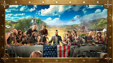 Far Cry 5 Wallpaper 4k Far Cry 5 Video Game Wallpaper Hd