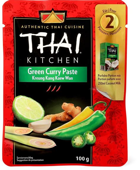 thai kitchen green curry thai kitchen green curry paste migros 7174