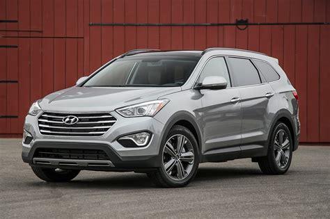 2014 Hyundai Santa Fe Review And Rating  Motor Trend