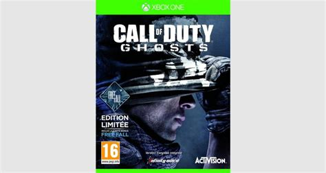 micromania siege social call of duty ghosts exclusivité micromania sur xbox