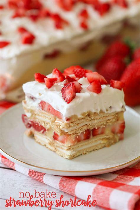 bake strawberry shortcake lil luna