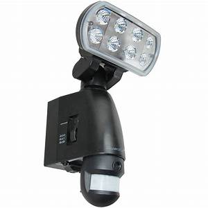 Guardcam security camera led floodlight