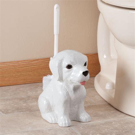 cat toilet brush holder toilet brush holder miles kimball
