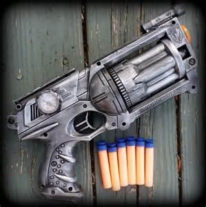 Steampunk Nerf Zombie Strike Guns