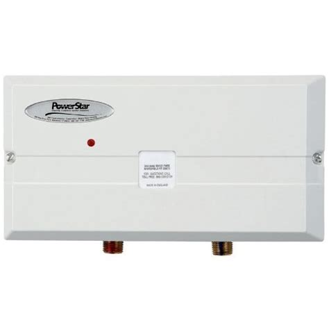 Insta Water Heater Sink by Powerstar Ae 9 5 Electric Tankless Sink Water Heater