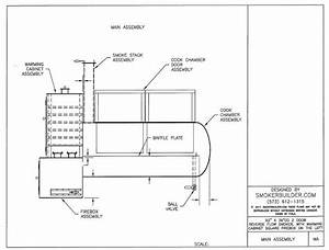 Image Result For Reverse Flow Smoker Plans