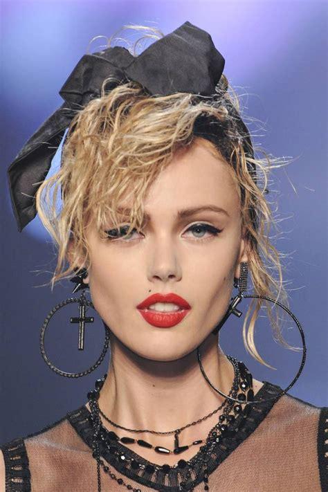 Madonna 80s Hairstyles by Pa 241 Uelos En La Cabeza Madonna 80s Hair And Madonna 80s