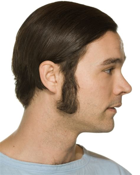 Related Keywords & Suggestions for Long Sideburns