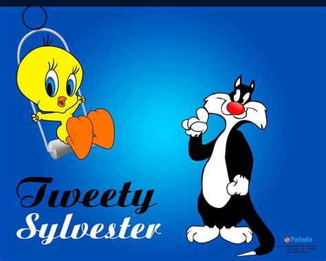 Sylvester and Tweety Bird Cartoons
