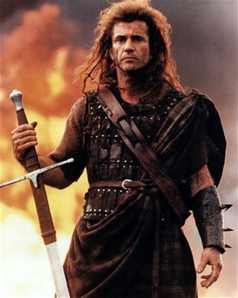 Mel Gibson William Wallace Braveheart