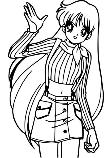 Sa sortie nationale en france a lieu. dessiner un manga fille