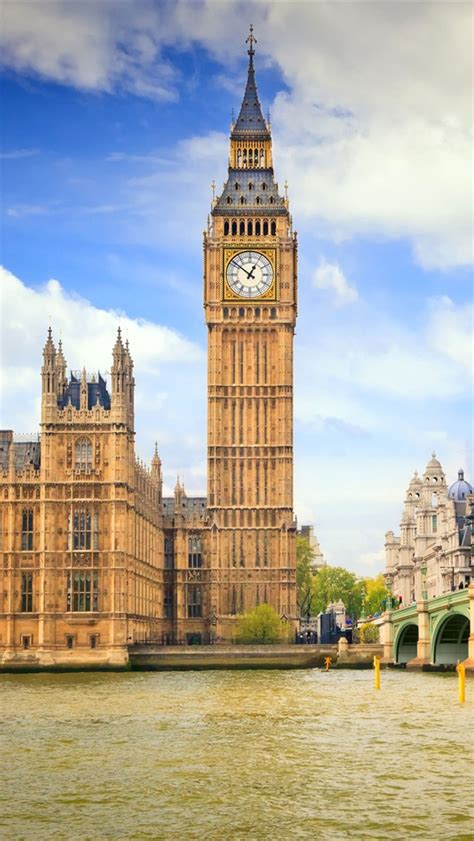 big ben  london city iphone  gs wallpaper